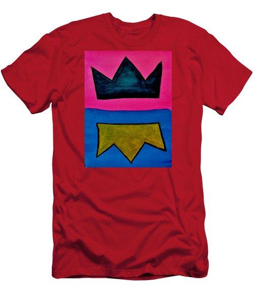 Crowns Men's T-Shirt (Athletic Fit)