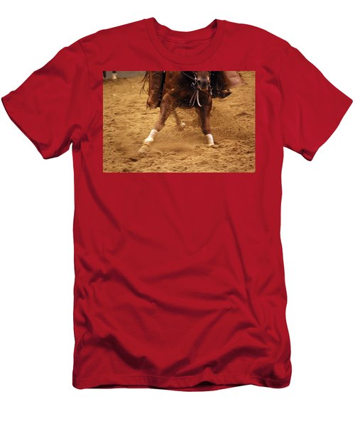Cutting Horse 6 Men's T-Shirt (Athletic Fit)