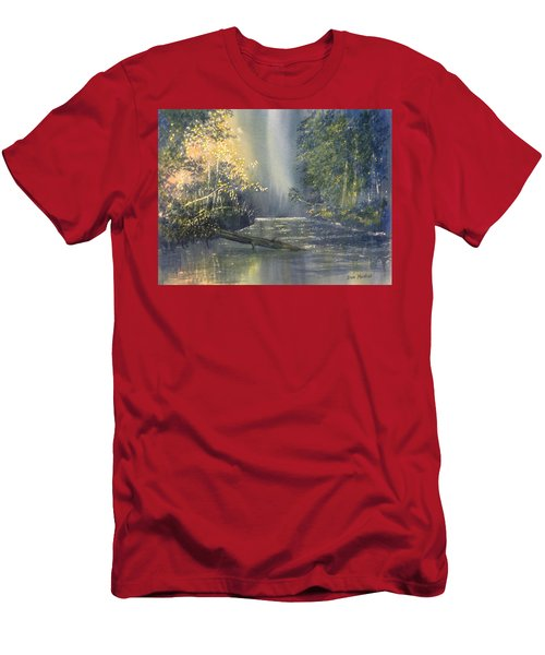 Dawn On The Derwent Men's T-Shirt (Athletic Fit)