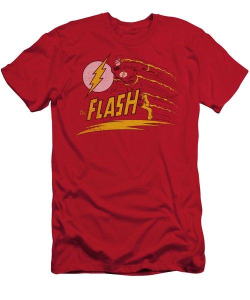 Dc - Like Lightning Men's T-Shirt (Athletic Fit)