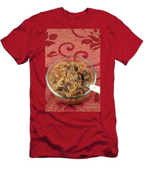 Delicious Chicken Chili Men's T-Shirt (Athletic Fit)