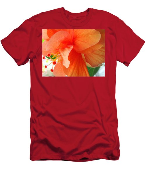 Double Peach Men's T-Shirt (Athletic Fit)