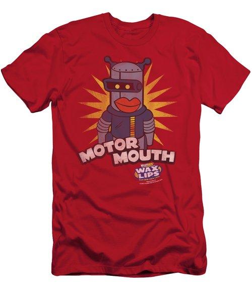 Dubble Bubble - Motor Mouth Men's T-Shirt (Athletic Fit)
