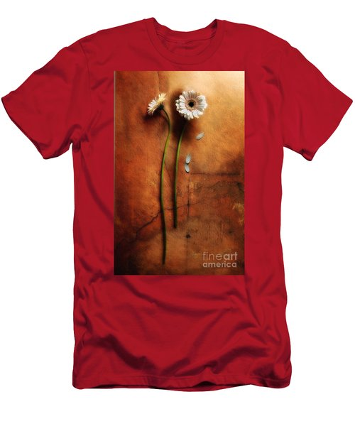 Men's T-Shirt (Athletic Fit) featuring the photograph Duet by Jaroslaw Blaminsky