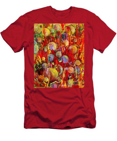 Effervesce Men's T-Shirt (Athletic Fit)