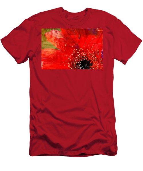 Empowerment Men's T-Shirt (Slim Fit) by Leanna Lomanski