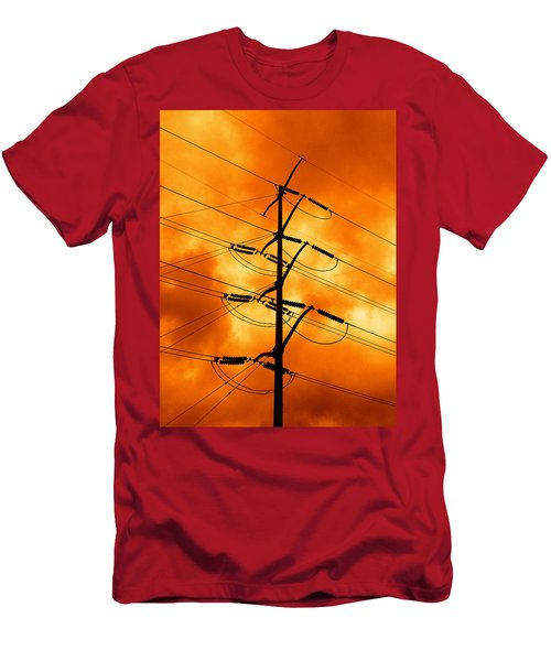 Energized Men's T-Shirt (Athletic Fit)