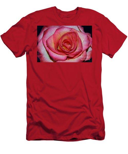 Event Rose Men's T-Shirt (Athletic Fit)