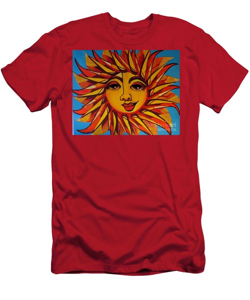 Fabulous Fanny - Here Comes The Sun Men's T-Shirt (Athletic Fit)