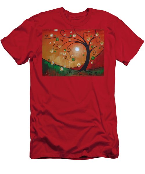 Fairy Tree Men's T-Shirt (Athletic Fit)