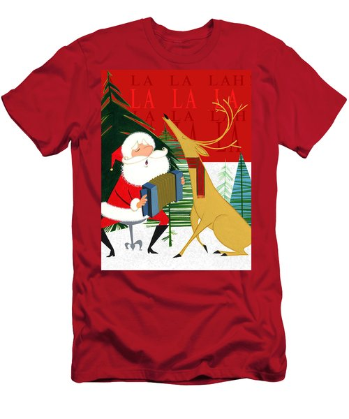 Falalalalah Men's T-Shirt (Athletic Fit)