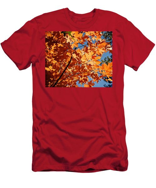 Fall Colors 2 Men's T-Shirt (Athletic Fit)