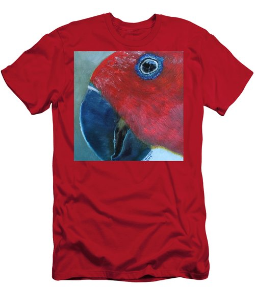 Female Eclectus Men's T-Shirt (Athletic Fit)