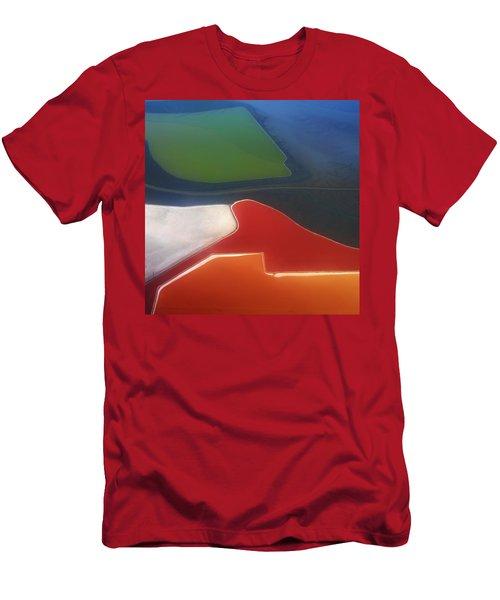 Fields Men's T-Shirt (Athletic Fit)