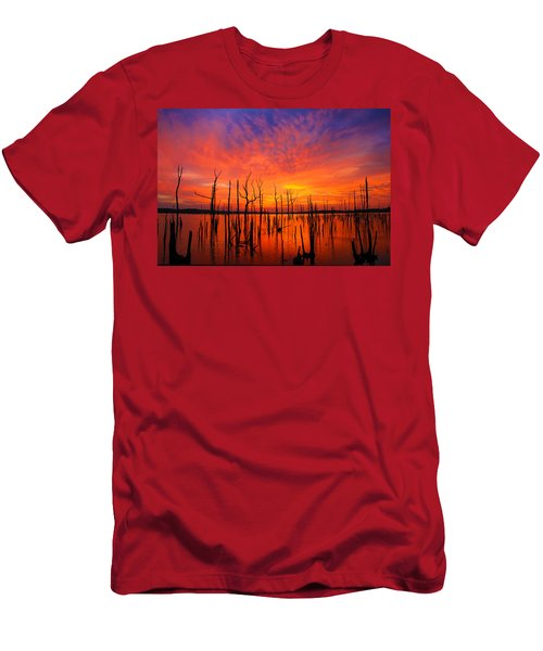 Fired Up Morn Men's T-Shirt (Athletic Fit)