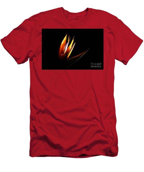 Flor Encendida Detalle Men's T-Shirt (Athletic Fit)