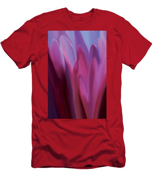 Flowery 1 Men's T-Shirt (Athletic Fit)