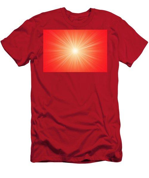 Focus For Meditation 2 Men's T-Shirt (Athletic Fit)