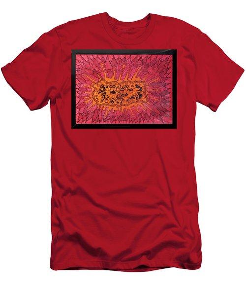 Fragmentia Demolorosa..........or Central Park Men's T-Shirt (Athletic Fit)