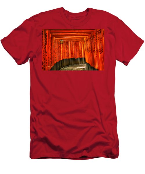 Fushimi Inari Men's T-Shirt (Athletic Fit)