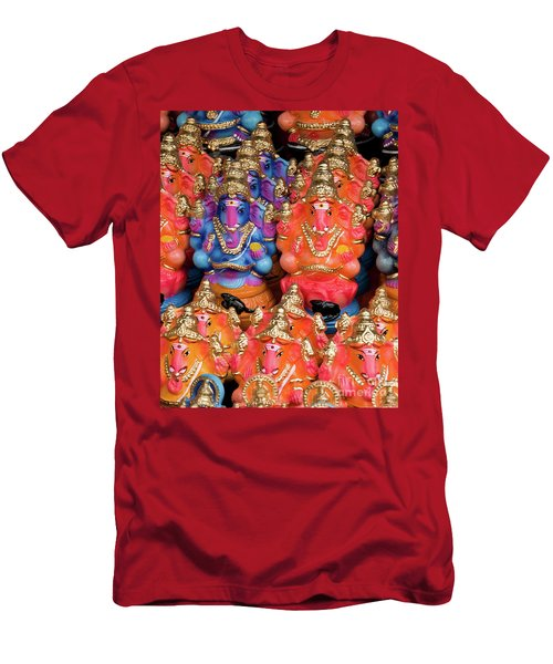 Ganesha Plastiki 02 Men's T-Shirt (Athletic Fit)