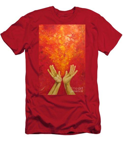 Gracias Men's T-Shirt (Athletic Fit)