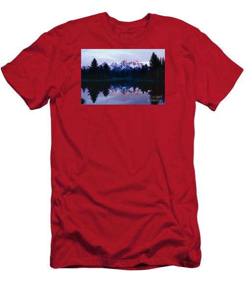 Grand Teton Reflex Men's T-Shirt (Athletic Fit)