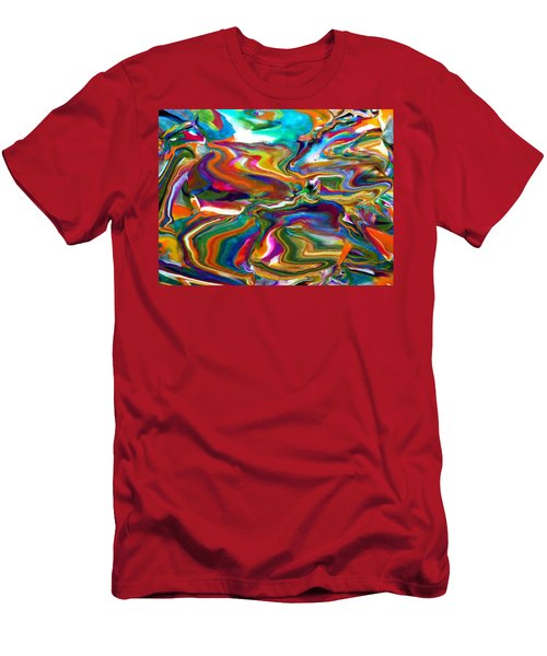 Groovy Men's T-Shirt (Athletic Fit)