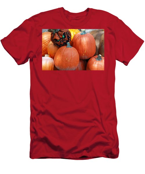 Halloween Goblin Men's T-Shirt (Athletic Fit)