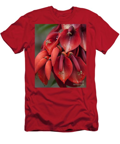 Hearts Men's T-Shirt (Athletic Fit)