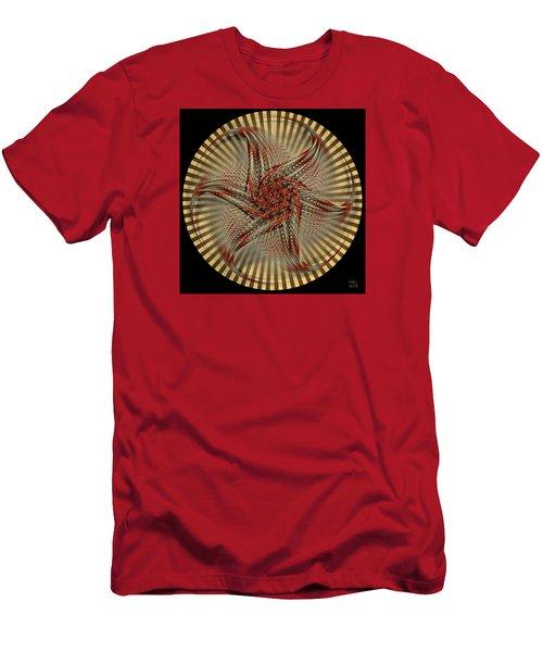 Hexagramma Men's T-Shirt (Athletic Fit)