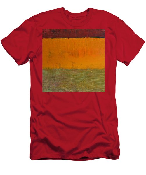 Highway Series - Grasses Men's T-Shirt (Athletic Fit)