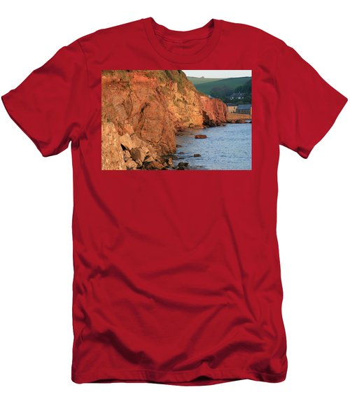 Hope Cove Men's T-Shirt (Athletic Fit)