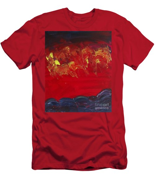 Horsemen Men's T-Shirt (Athletic Fit)