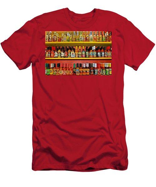 Hot Stuff Men's T-Shirt (Athletic Fit)