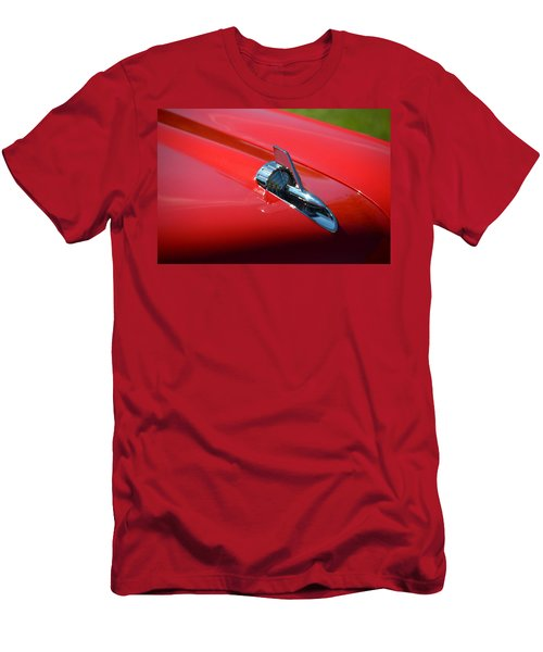 Men's T-Shirt (Slim Fit) featuring the photograph Hr-12 by Dean Ferreira