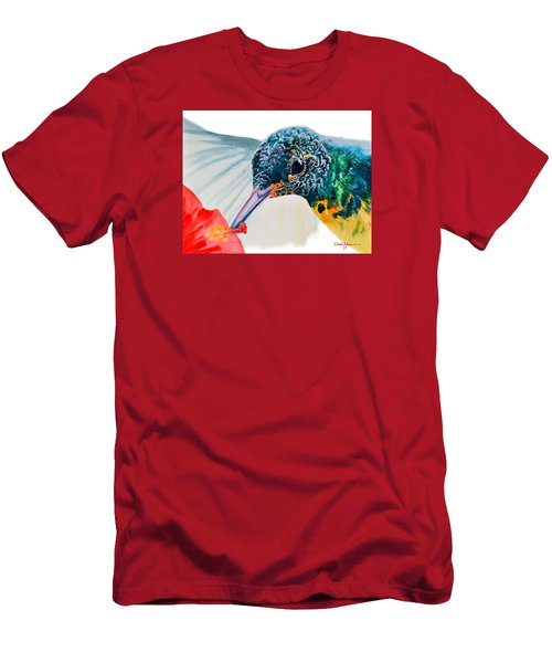 Da120 Hummer Face Daniel Adams  Men's T-Shirt (Athletic Fit)