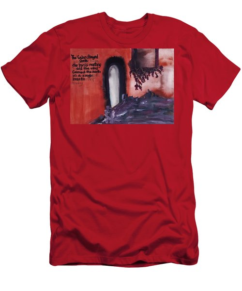 In A Single Breath Men's T-Shirt (Athletic Fit)