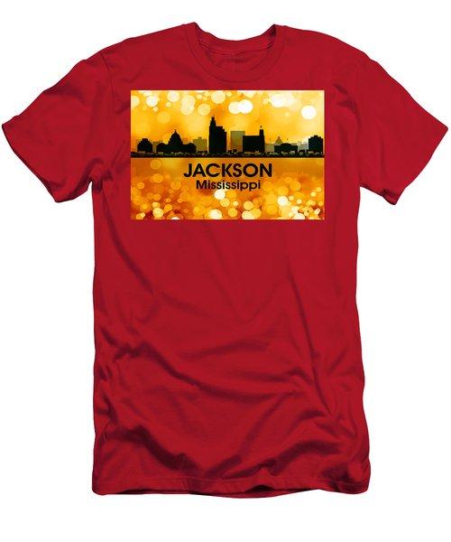 Jackson Ms 3 Men's T-Shirt (Athletic Fit)
