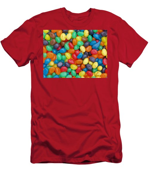 Jelly Beans Men's T-Shirt (Athletic Fit)