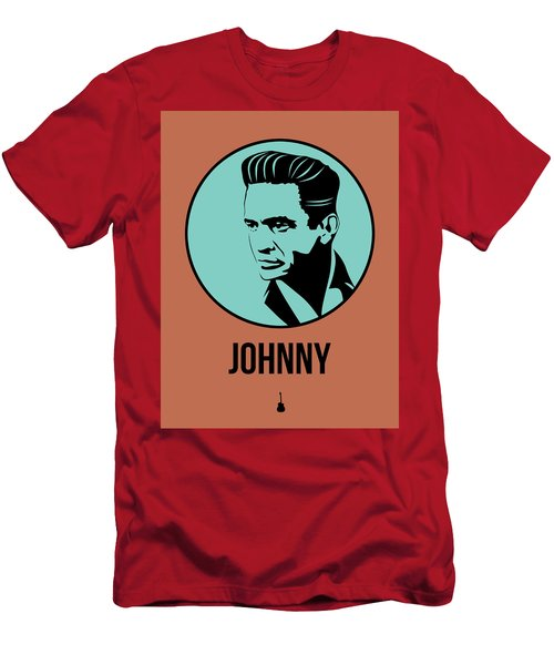 Johnny Poster 1 Men's T-Shirt (Athletic Fit)