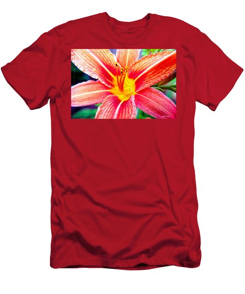 Just Another Day Lilly Men's T-Shirt (Athletic Fit)