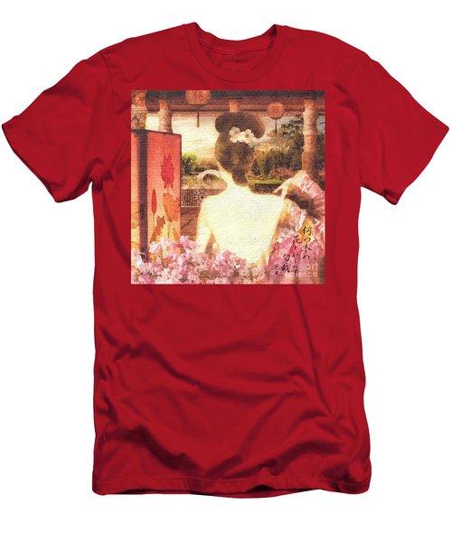 Kimono Men's T-Shirt (Athletic Fit)