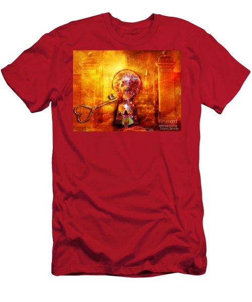 Kingdom Of Heaven Men's T-Shirt (Athletic Fit)