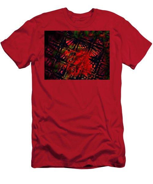 Laurion Heat 1 Men's T-Shirt (Athletic Fit)
