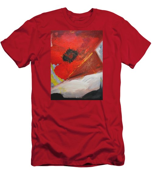 Ode Of Remembrance Men's T-Shirt (Slim Fit) by Evelina Popilian