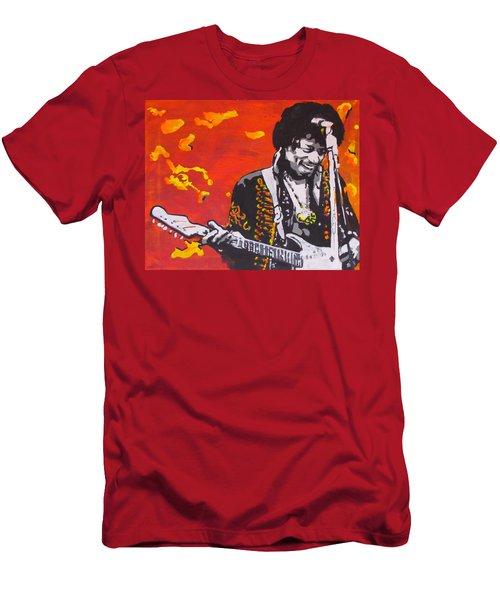 Marmalade Skies Men's T-Shirt (Athletic Fit)