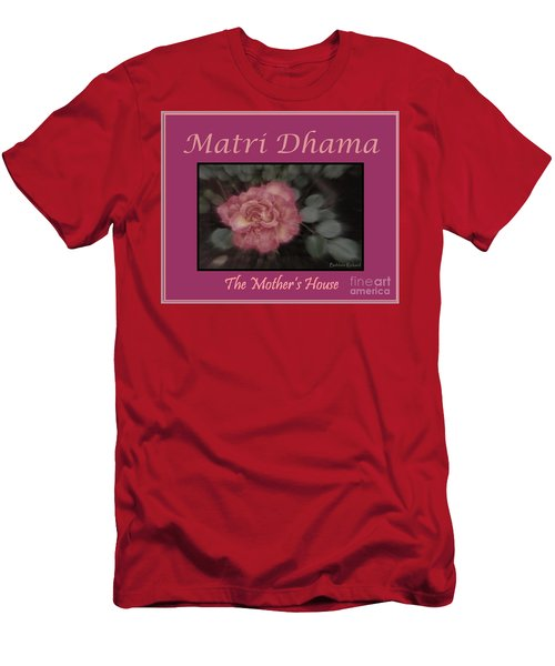Matri Dhama Design 5 Men's T-Shirt (Athletic Fit)