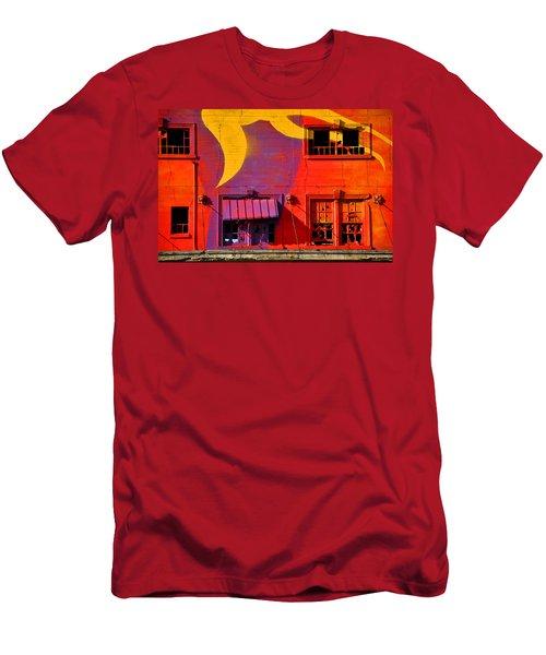 Migrate Detail 1 Men's T-Shirt (Athletic Fit)