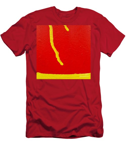 Men's T-Shirt (Slim Fit) featuring the photograph Missile Command by CML Brown